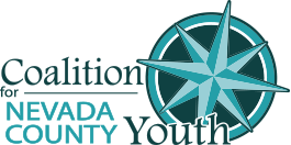 drug free nevada county logo