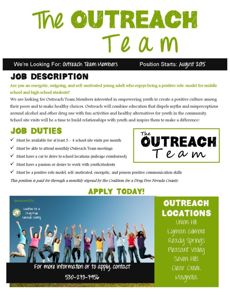 Outreach Team Flyer2